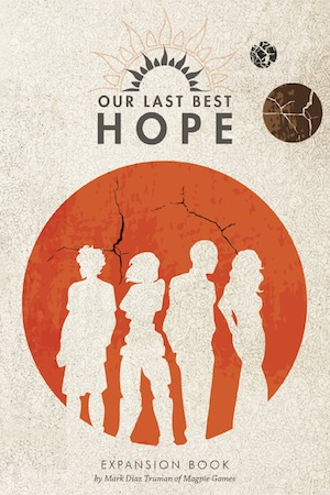 Cover for the Our Last Best Hope Expansion Book