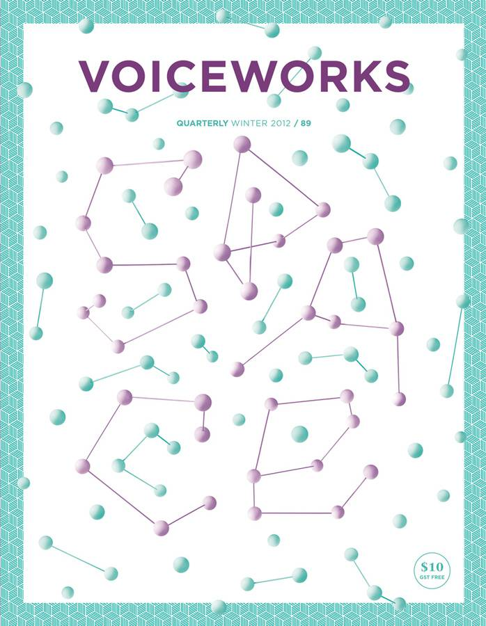 Cover of Voiceworks 89: Space